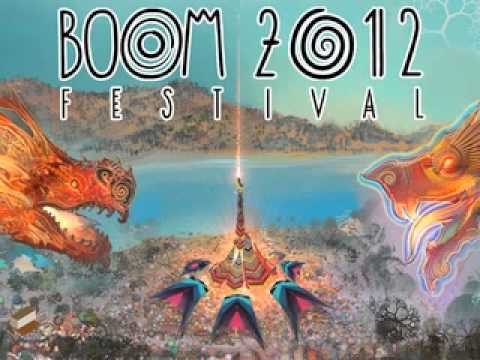 Boom Festival 2012  - Podcast 05 by Swarup