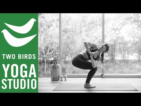 45 Minute Vinyasa  Flow - Cultivate Joy and Ease