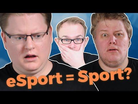 Ist eSport Sport? - PietSmiet diskutiert