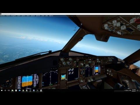 [P3D v4] Doha [OTHH] - Dubai [OMDB] Full Flight! | Emirates  PMDG 777-200