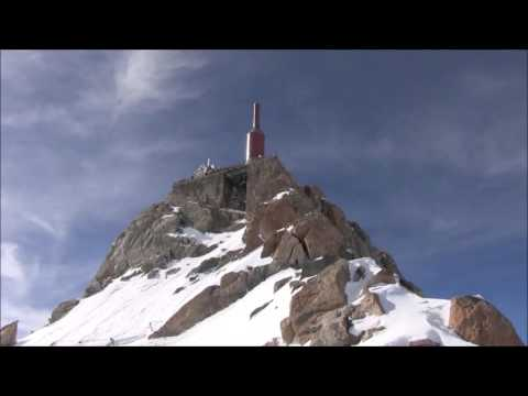 Tourisme à Chamonix , printemps 2016 - Chamonix tourism travel , spring 2016