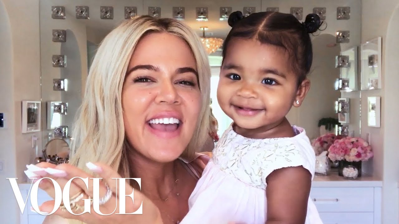 Khloé Kardashian's New Mom Beauty Routine | Beauty Secrets