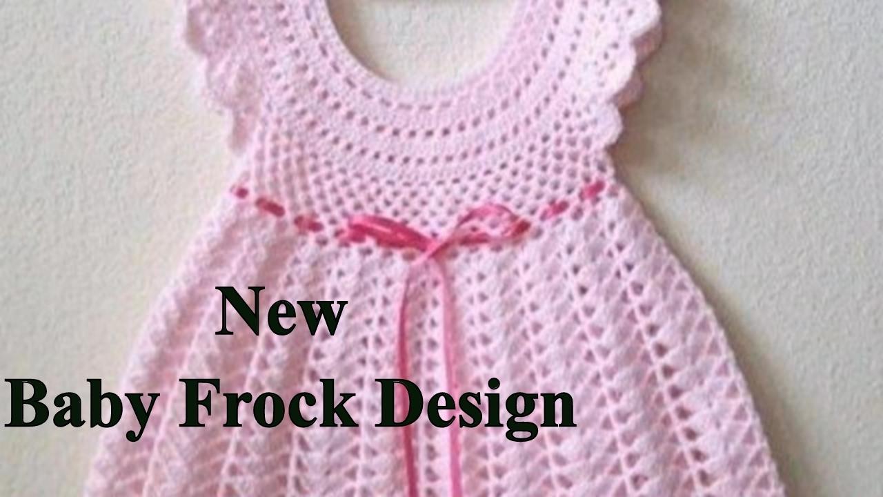 Design Bebe new baby frock design - youtube