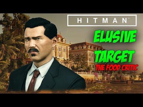 The Food Critic - Hitman Elusive Target