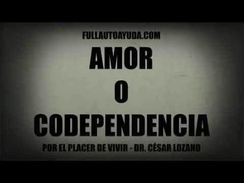 ¿Amor o codependencia?