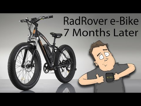 This electric bike will improve your life! Rad Rover by Rad Power Bikes.