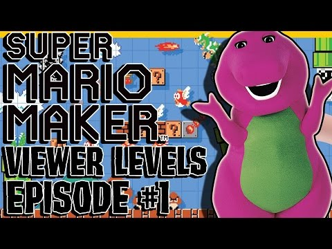 THE SUFFERING BEGINS - Super Mario Maker: Viewer Submitted Levels #1