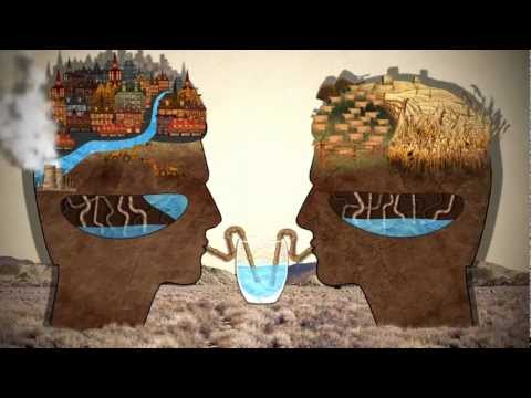 Nature in Water Security - Water Security animation