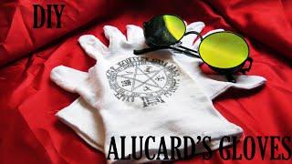 COSPLAY DIY| Hellsing: Alucard
