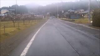 BRM331青葉200km花園;4週連続雨ブルベ.wmv