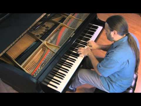 Burgmüller: The Farewell, Op. 100 No. 12 | Cory Hall, pianist-composer