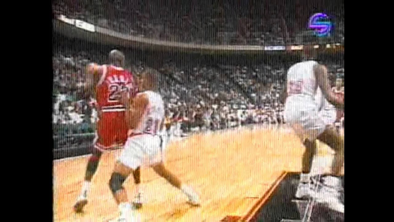 1993 nba action top (10 and highlights)