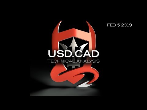 Canadian Dollar Technical Analysis (USD/CAD) : That Must Be Fake...  [02.05.2019]