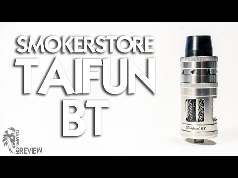 Taifun BT by Smokerstore | Review | Dampflion
