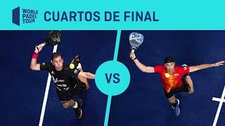 Resumen Cuartos de Final Paquito/Lebrón Vs Botello/Ruiz Estrella Damm Barcelona Master