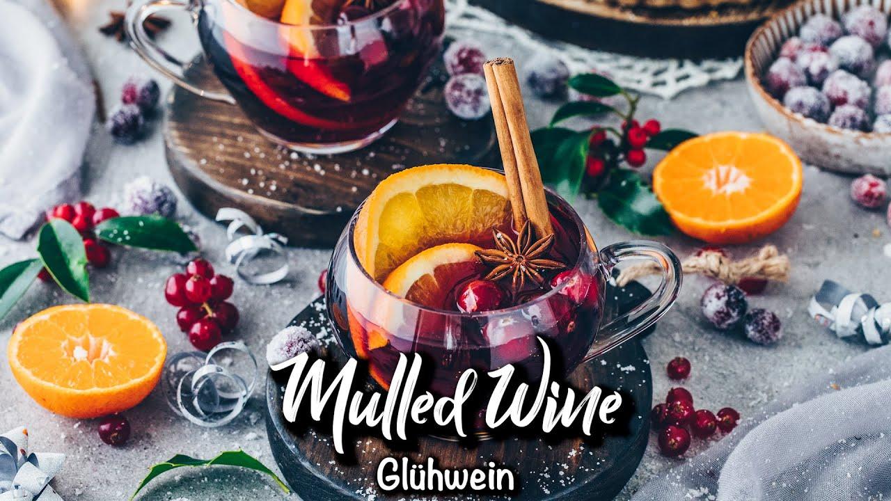 Glühwein Rezept | Einfacher Winter-Punsch