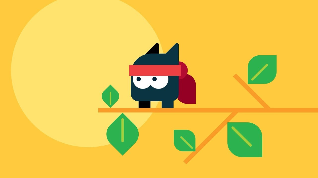 Game Design Character in Adobe Illustrator