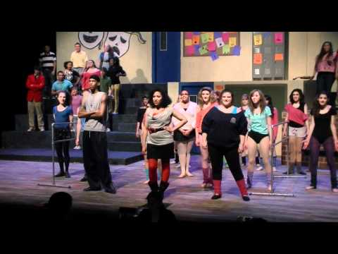 FZE - Fame - The Musical - Start of Play
