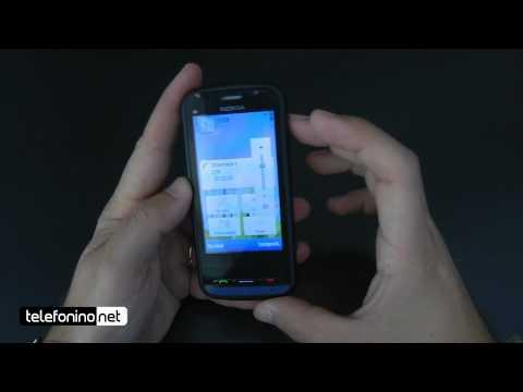 Nokia C6 videoreview da Telefonino.net