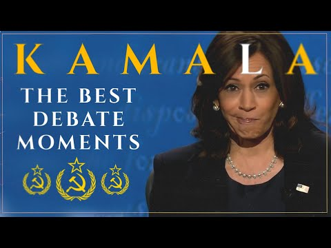 Kamala Harris: Best Debate Moments