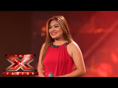 Is this Neneth Lyons' big moment? | The X Factor UK 2015