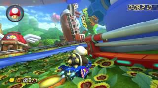 GCN Baby Park - 1:02.424 - Svγ √オンーッ (Mario Kart 8 World Record)