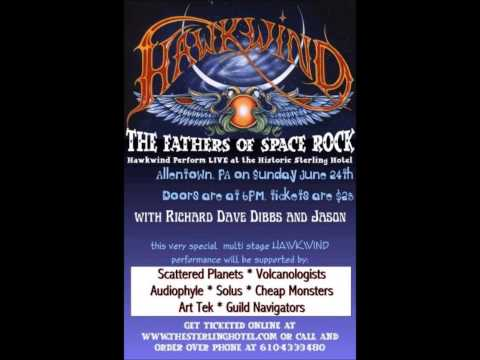 Hawkwind - Allentown, Pennsylvania, USA, 24th June, 2007