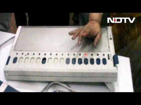 EVM In Madhya Pradesh Votes Just For BJP, Says Opposition Seeking Probe