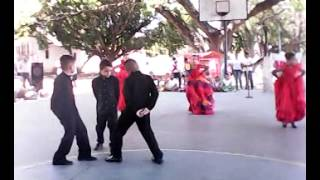 Sàbado Pedagògicos en la E.B. Aristides Rojas