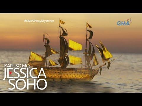 Kapuso Mo, Jessica Soho: Ang misteryo sa likod ng gintong barko ni Don Diego