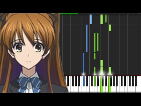 White Album 2 Medley Piano Tutorial Synthesia  UnlimitedMusicWorks