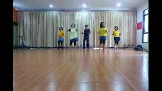 Maumere Gemu Fa Mi Re - Folk Dance From North Sumatra, Demo By RnF Thursday Class
