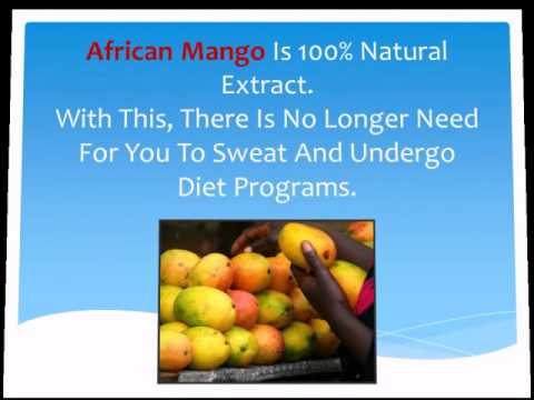 Wow, Lose Weight With African Mango, No Side Effects Only Weight Loss