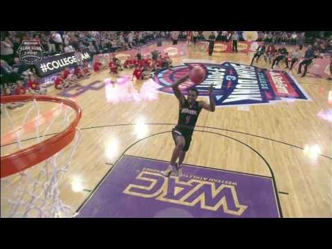 2017 NCAA Dunk Contest