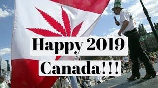 Happy 2019 Canada!!!