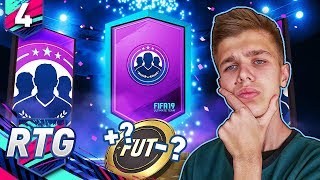 Sprawdziłem czy SBC się opłacają! | FIFA 19 Ultimate Team RTG [#4]