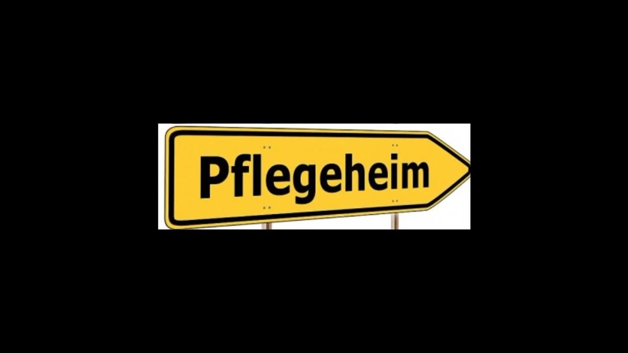 Altersheim Pflegeheim Lied Altenheim Endstation Youtube