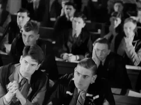 Cambridge University   1945 British Higher Education   Social Guidance   Educational Documentary