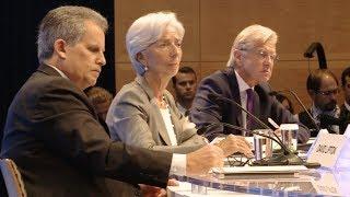 IMF Chief Lagarde Speaks Highly of China