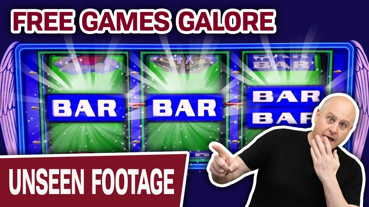 💥 FREE GAMES GALORE 😇 But Will Heaven's Bells Make Me Richer or Poorer?