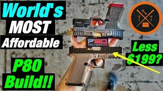 Monde les Plus Abordables Personnalisés Glock 19  Polymer80 PF940C