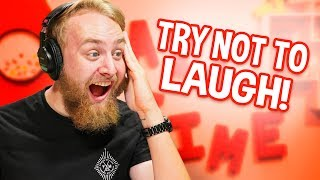 Try Not To Laugh Challenge! *Funny Animals*