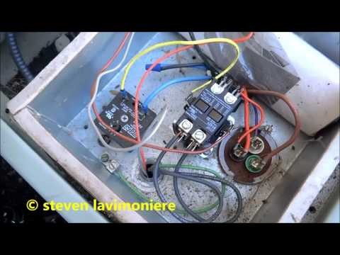 Central Air Conditioning System will not cool house part 1
