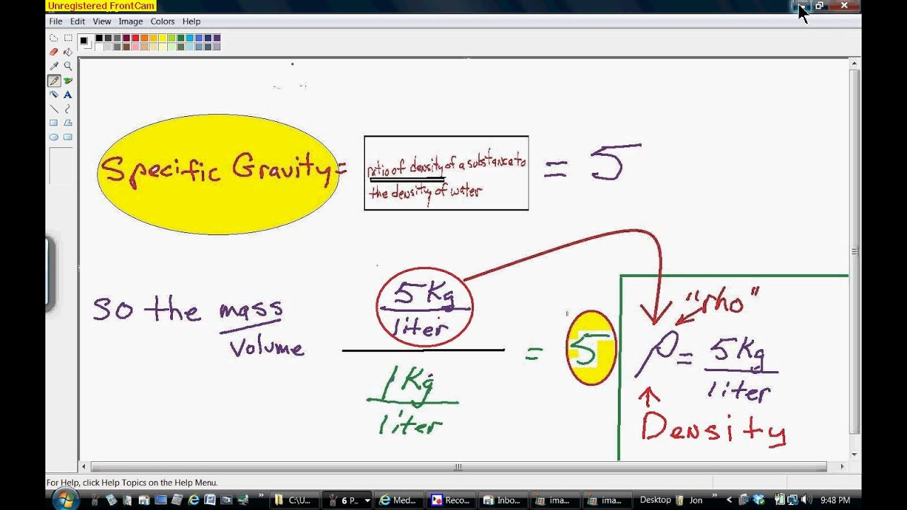 MCAT Problem You Might Miss but Shouldn't ( Buoyant Force / Specific  Gravity)