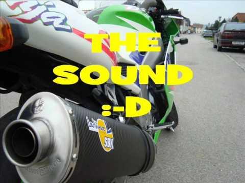 Kawasaki ZXR 400 Top Sound