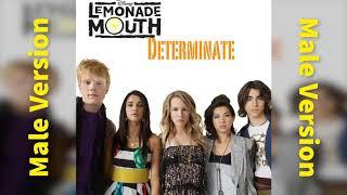Lemonade Mouth Determinate Male Version.mp3