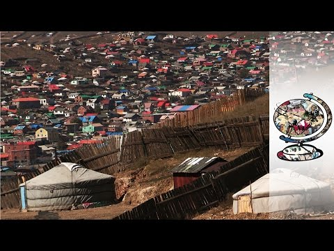 Mongolia's Economic Boom Is Leaving Many Behind (2014)