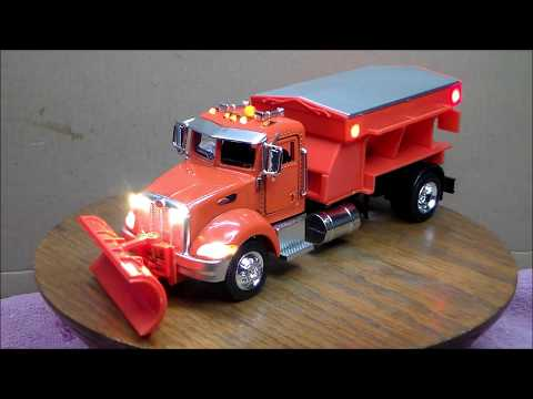 Peterbilt 335 Snowplow