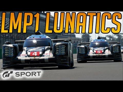 Gran Turismo Sport: Against The LMP1 Lunatics thumbnail