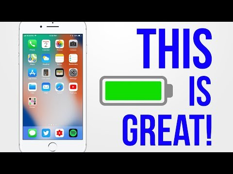 The iPhone 8 Plus Battery is FANTASTIC!